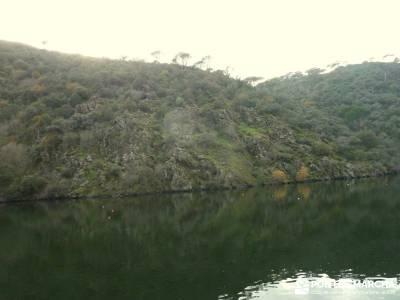 Garganta de Picadas - Vía Verde del Alberche; rutas para andar por madrid